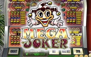 Spiele den Mega Joker Slot bei Casumo.com